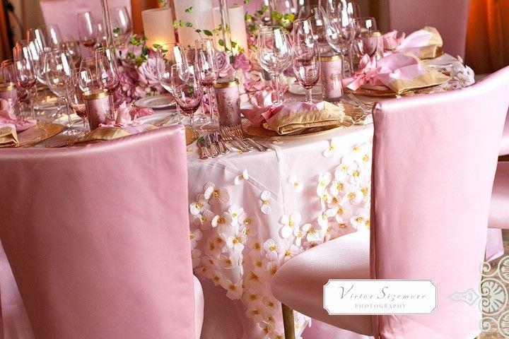 Mariage - TableScapes...Table Settings