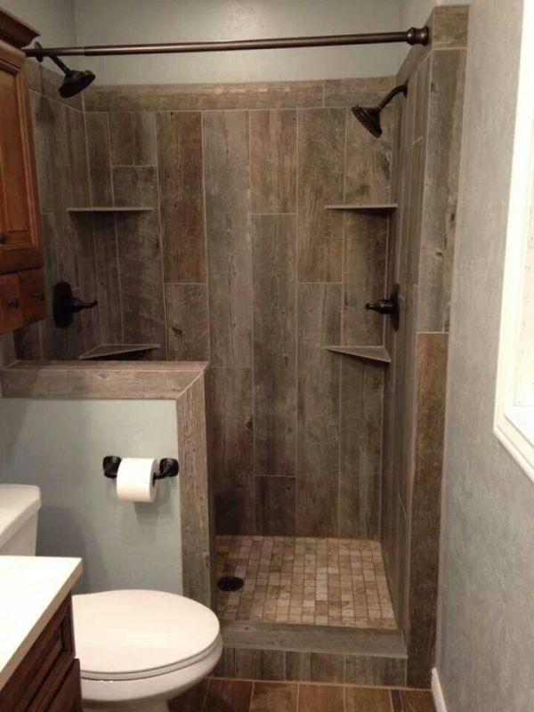 Wedding - Small Rustic Bathrooms Pinterest