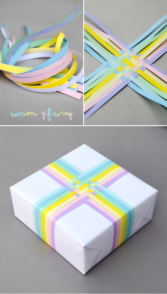 Hochzeit - 18 Cheap And Cute DIY Ways To Wrap All Of Your Gifts