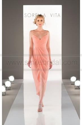 Wedding - Sorella Vita Midi-Length Bridesmaid Dress Style 8776 - Bridesmaid Dresses 2016 - Bridesmaid Dresses