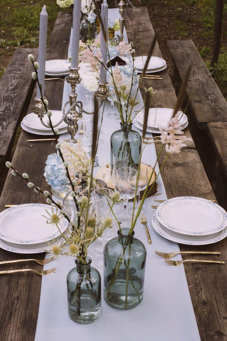 Hochzeit - Rustic Italian Wedding Styling For A Bohemian Wedding Inspiration Shoot Styled & Planned By Weddings On Demand Images By Valeria D'Ovidio