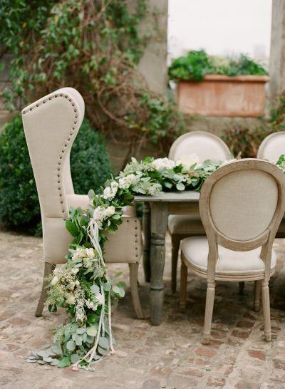 Свадьба - Floral Garland Favorites