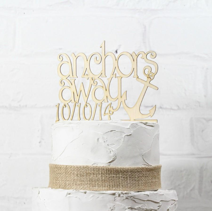 Wedding - Rustic Wedding Cake Topper or Sign Mr and Mrs Topper Custom Personalized with YOUR Last Name Paintable Stainable Wood