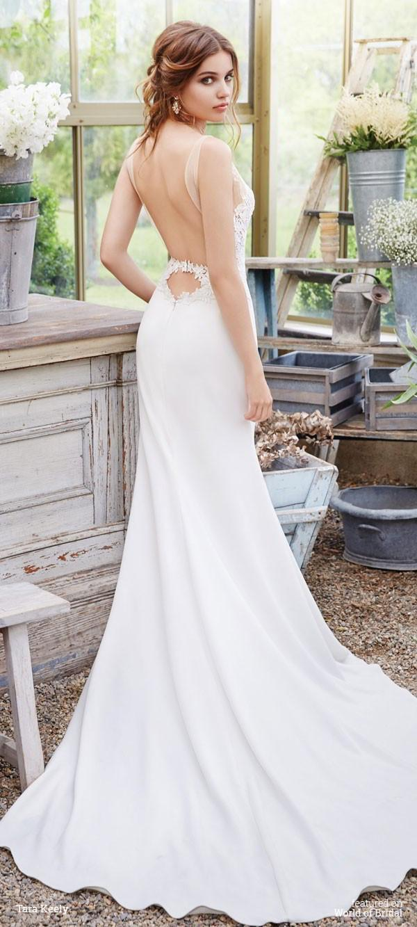 Wedding - Tara Keely Fall 2016 Wedding Dresses