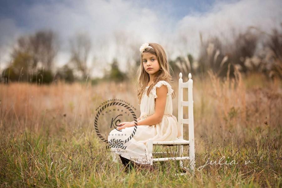 زفاف - flower girl dress ivory flower girl dress girls lace dress lace dress toddler lace dress boho flower girl dress flower girl dress lace
