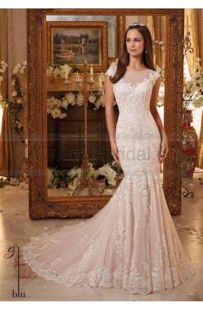 Wedding - Mori Lee Wedding Dresses Style 5466 - Wedding Dresses 2016 - Wedding Dresses