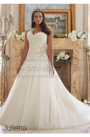 Mori Lee Wedding Dresses Style 3203 2016