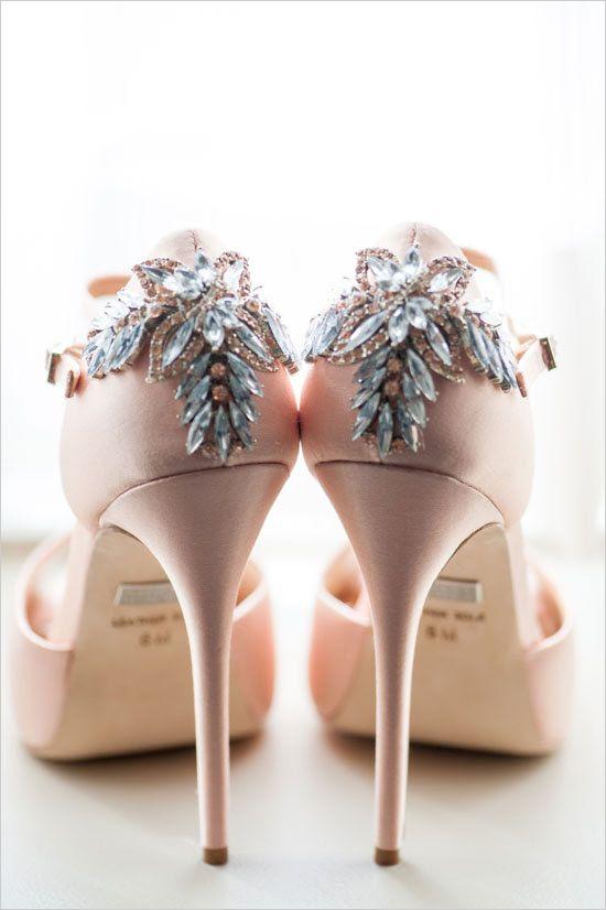 Mariage - Pink Stilettos