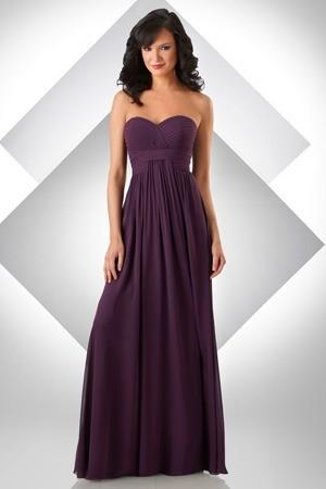 Hochzeit - Bari Jay Bridesmaid Dress Style No. 332 - Brand Wedding Dresses