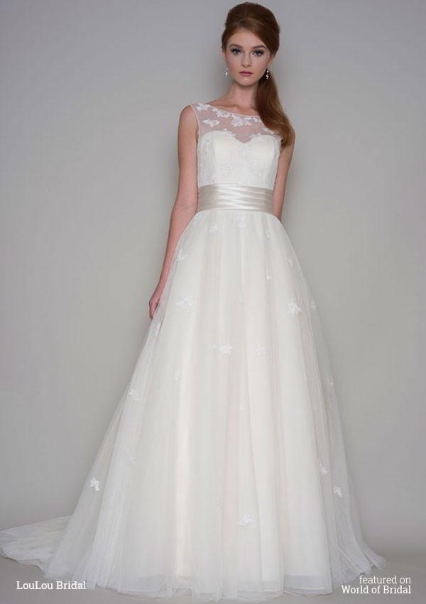 Hochzeit - LouLou Bridal 2016 Wedding Dresses