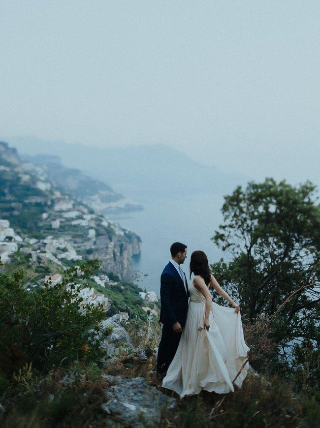 Mariage - Amalfi, Italy Wedding At A Twelfth Century Basilica: Dianne   Rob