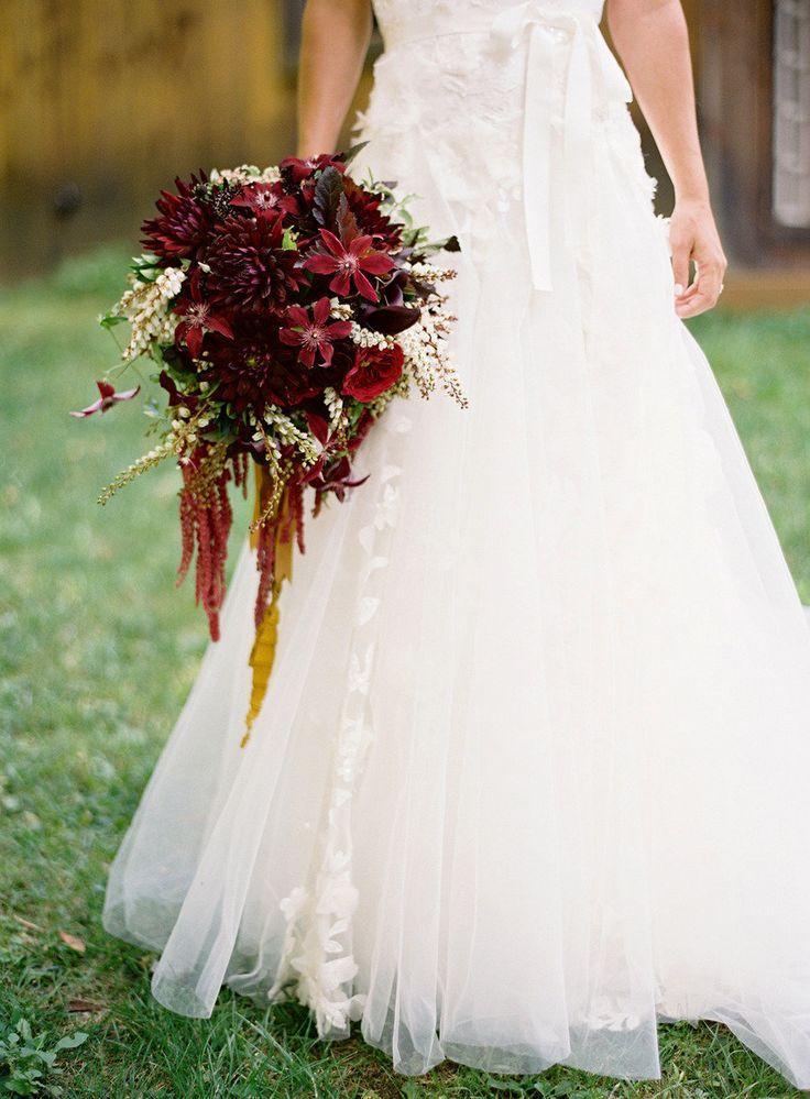 Mariage - Riverside Farm Vermont Wedding From Jose Villa