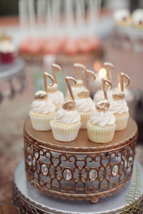 Mariage - 10 Music Inspired Wedding Ideas