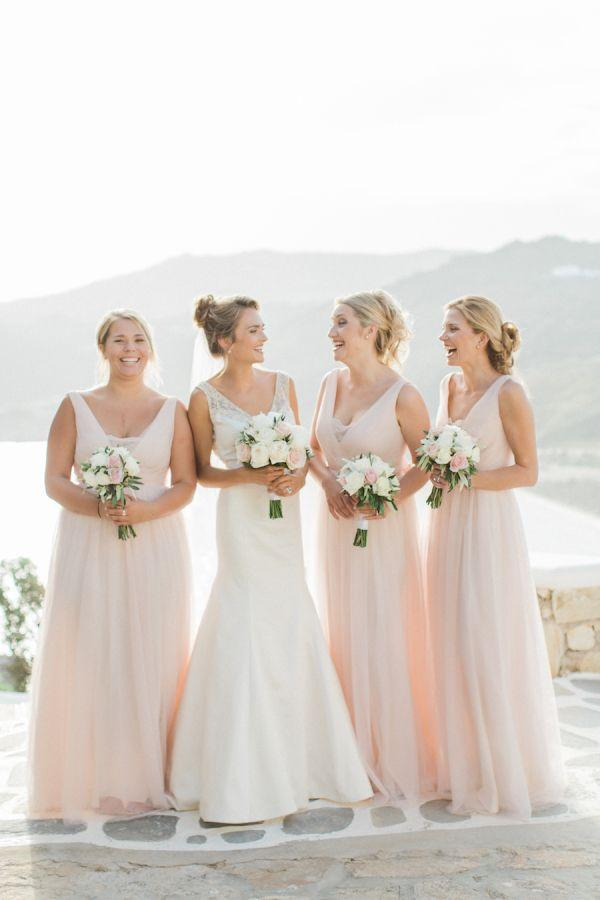 Wedding - A Mykonos Wedding That'll Kick Your Wanderlust Into Overdrive