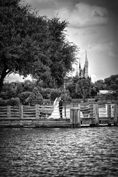Mariage - Stephanie: Disney Photography