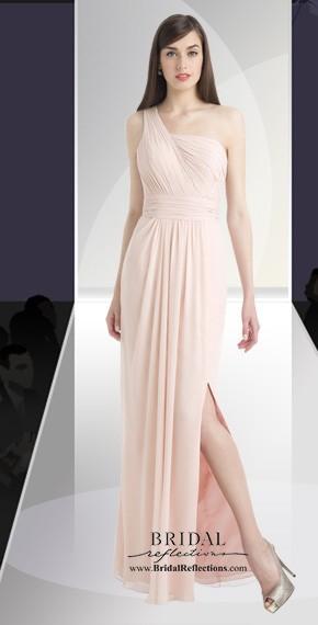Wedding - D'Zage 8053 - Burgundy Evening Dresses