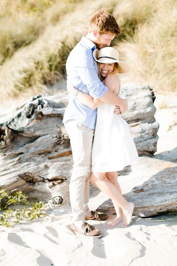 Mariage - Things Are Heating Up With These 16 Summer Engagement Outfit Ideas