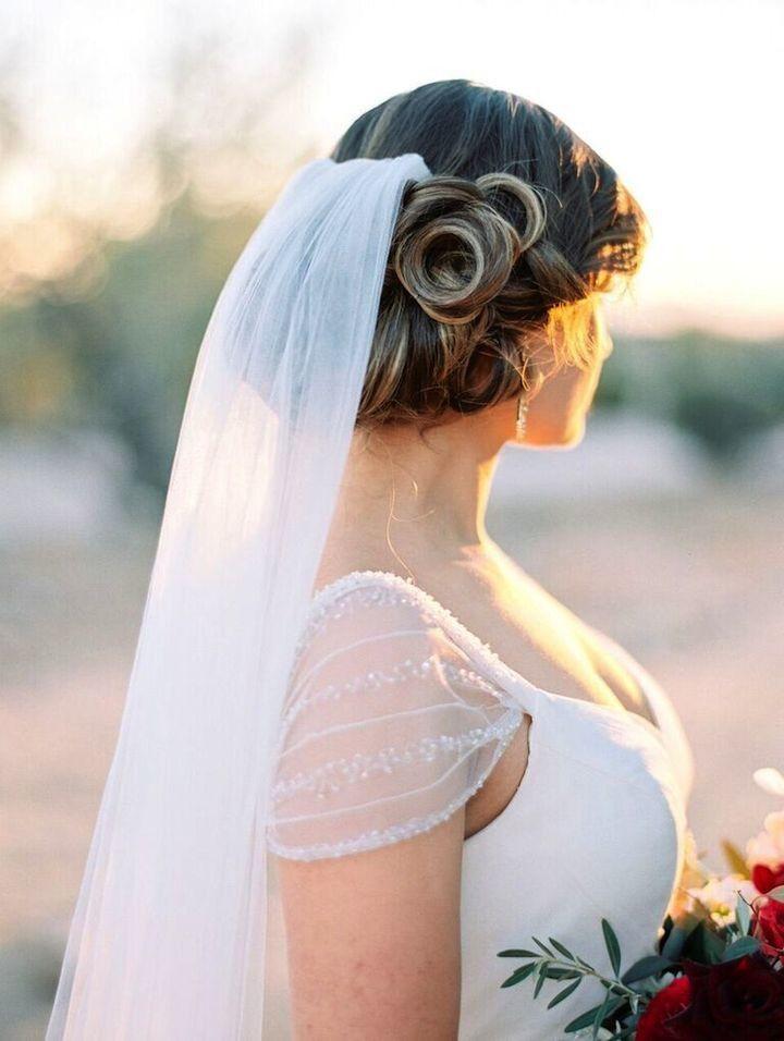 Wedding - Arizona Wedding In Beautiful Shades Of Blue