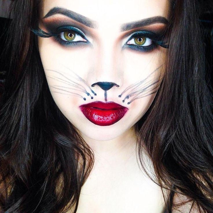 30 Incredible (and Easy) Halloween Makeup Ideas #2567713 - Weddbook