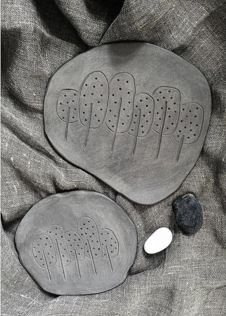 Ceramic Plates Handmade Pottery Modern Pottery Made For Order 2567830 Weddbook