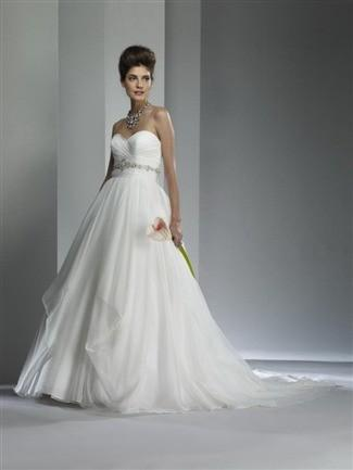 Mariage - Lo-Ve-La by Liz Fields Wedding Dress Style No. 9205 - Brand Wedding Dresses