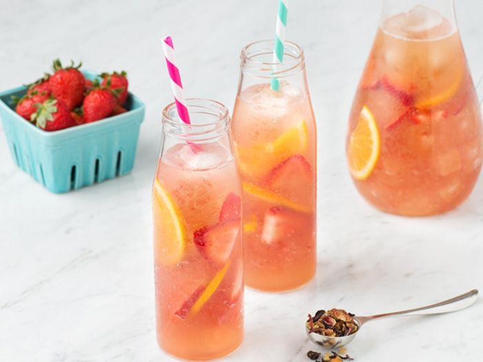 Hochzeit - Summer Cocktails That Are (super) Light On The Sugar