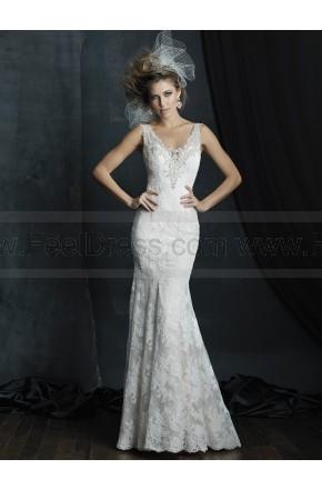 Hochzeit - Allure Bridals Wedding Dress Style C381