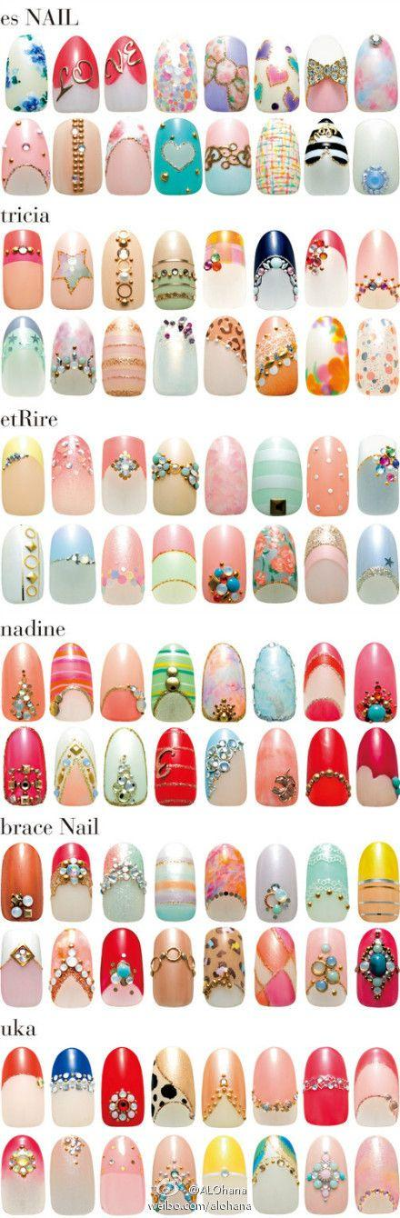 Свадьба - Nails , Some Grt Ideas To Design Your Own Nail S Or Gel, Acrylic , False Infact