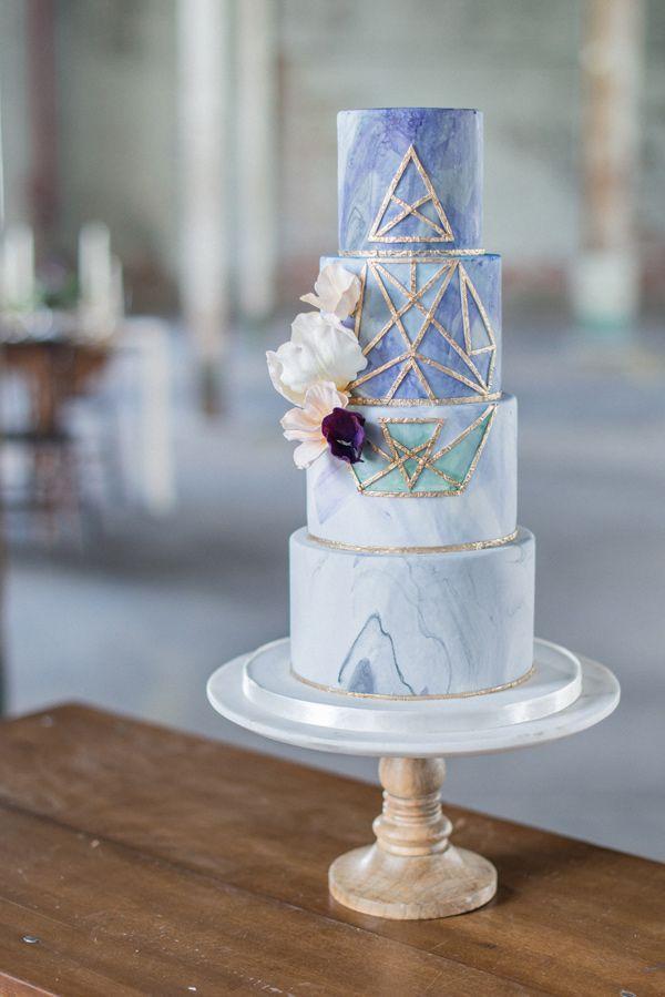 Geode Wedding Cake.Cake Industrial Bohemian Geode Wedding 2568042 Weddbook