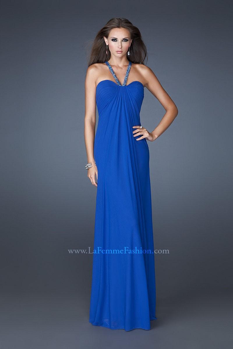 Hochzeit - La Femme 18459 Dress - Brand Prom Dresses