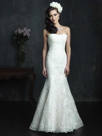 Wedding - Allure Bridals Couture C263 - Branded Bridal Gowns