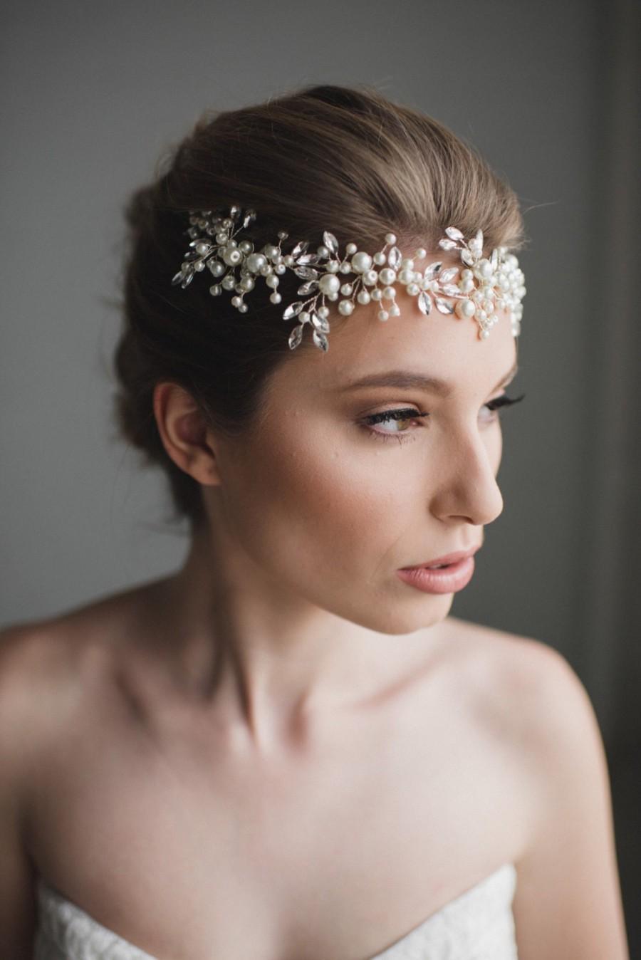 Mariage - Bridal Hair Wreath