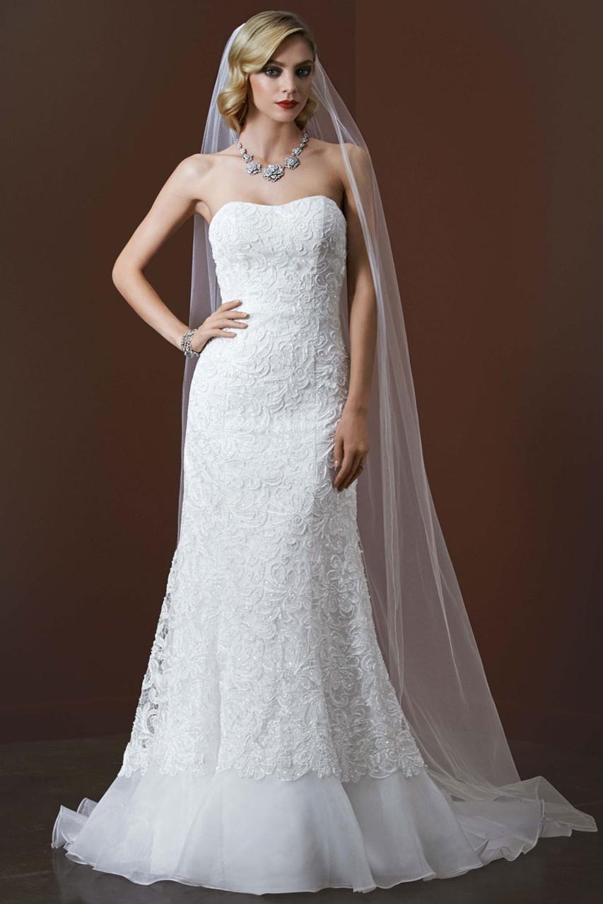 Wedding - Galina Signature Style SWG400 - Fantastic Wedding Dresses