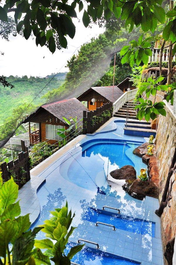 Hochzeit - Luljetta's Hanging Gardens And Spa: Antipolo's Relaxing Hideaway