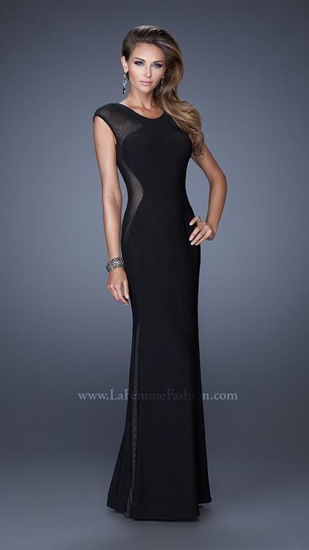 Boda - La Femme - Style 20579 - Formal Day Dresses