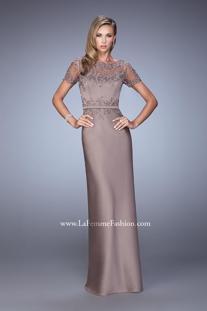 Hochzeit - La Femme Evening 21701 - Elegant Evening Dresses