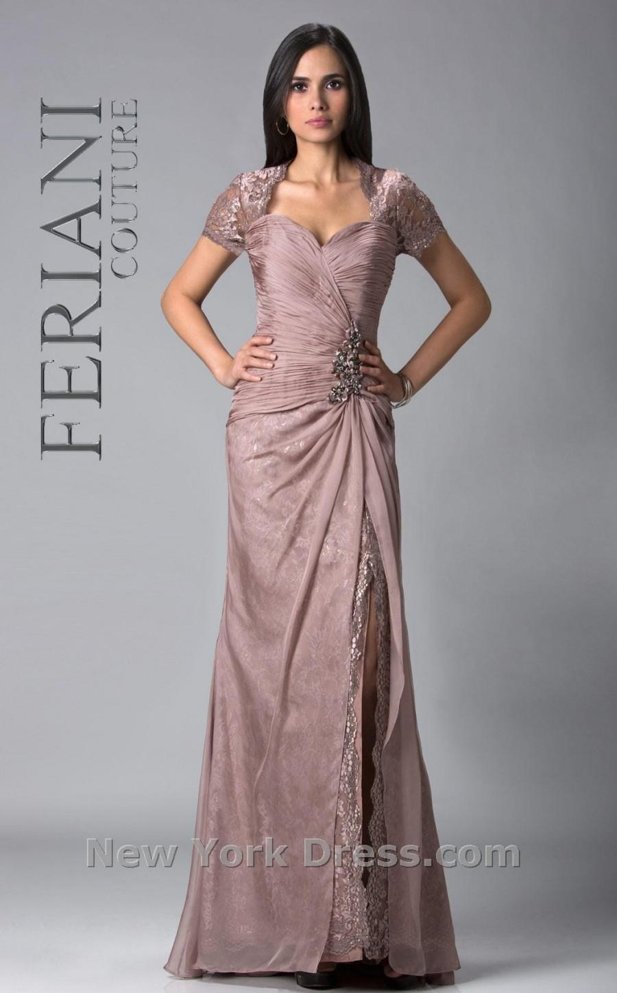 Свадьба - Feriani 18380 - Charming Wedding Party Dresses