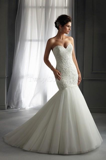 Wedding - Mori Lee - Blu by Mori Lee Fall 2014 (2014) - 5272 - Glamorous Wedding Dresses