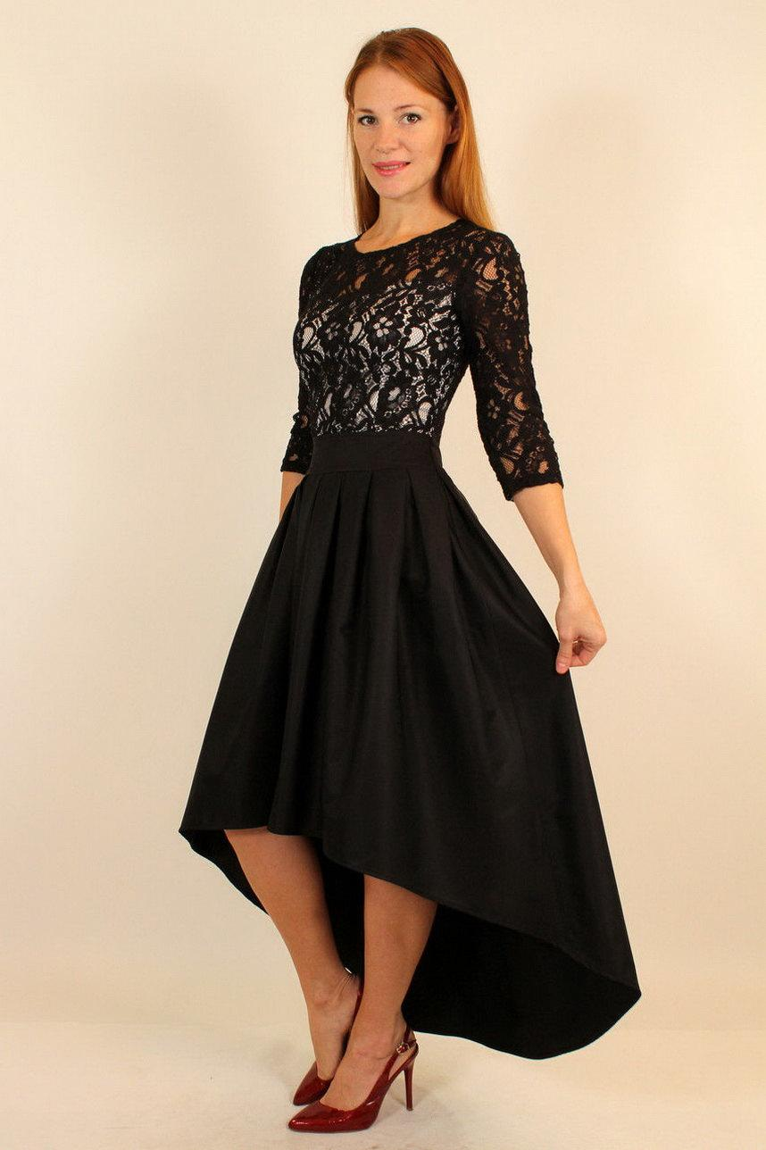 fb3d4832759 Black Formal Dress