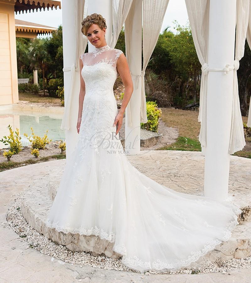 Hochzeit - Eddy K Bridal Fall 2013 EK999 - Elegant Wedding Dresses
