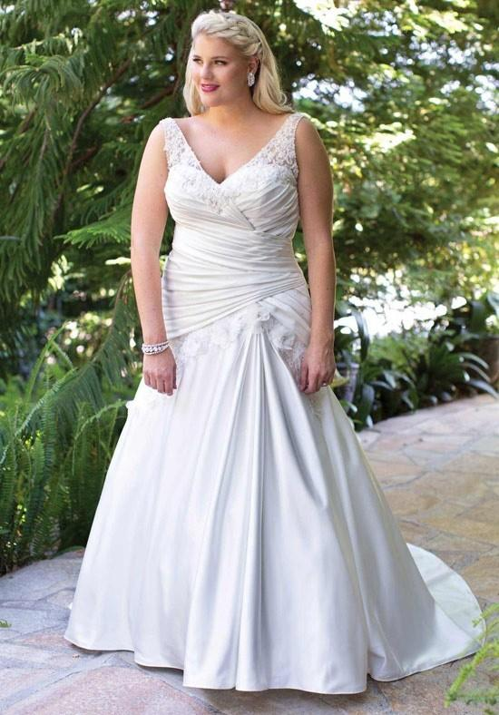 Wedding - Kenneth Winston: Femme 3367 - Charming Custom-made Dresses