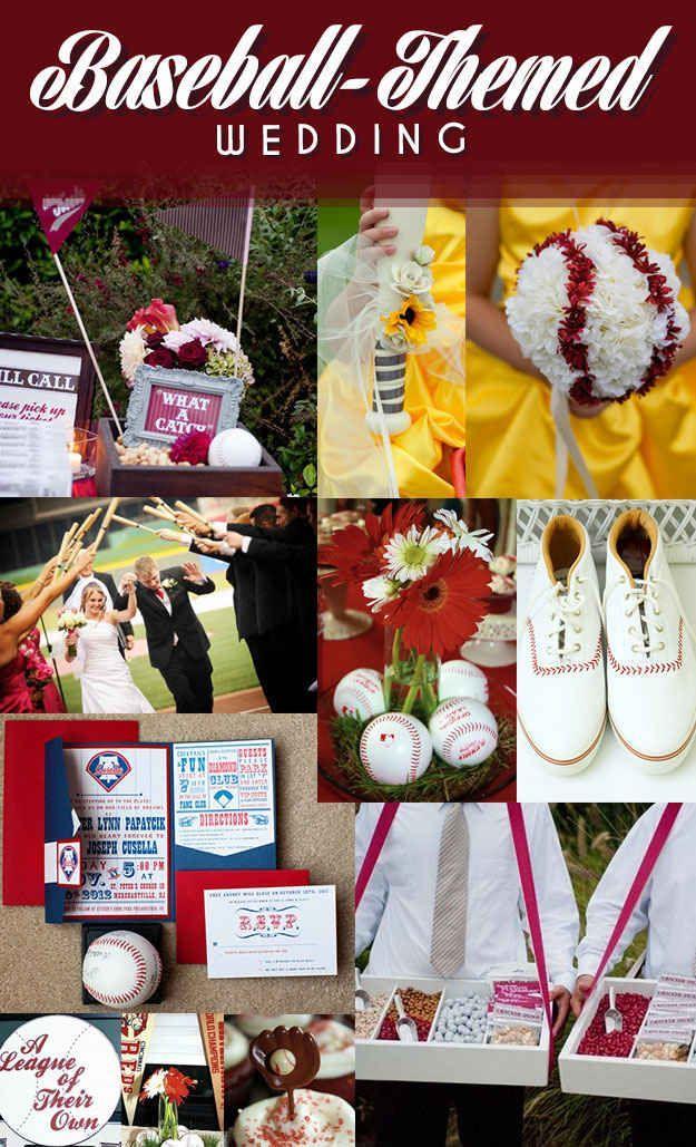 12 Legitimately Awesome Nontraditional Wedding Themes 2569061