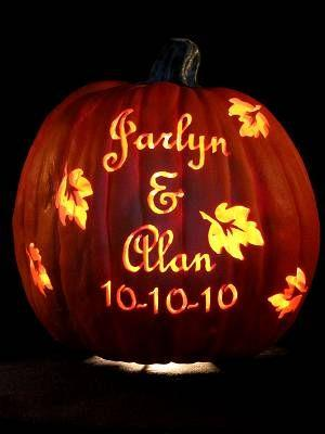 Boda - Pumpkin Carving