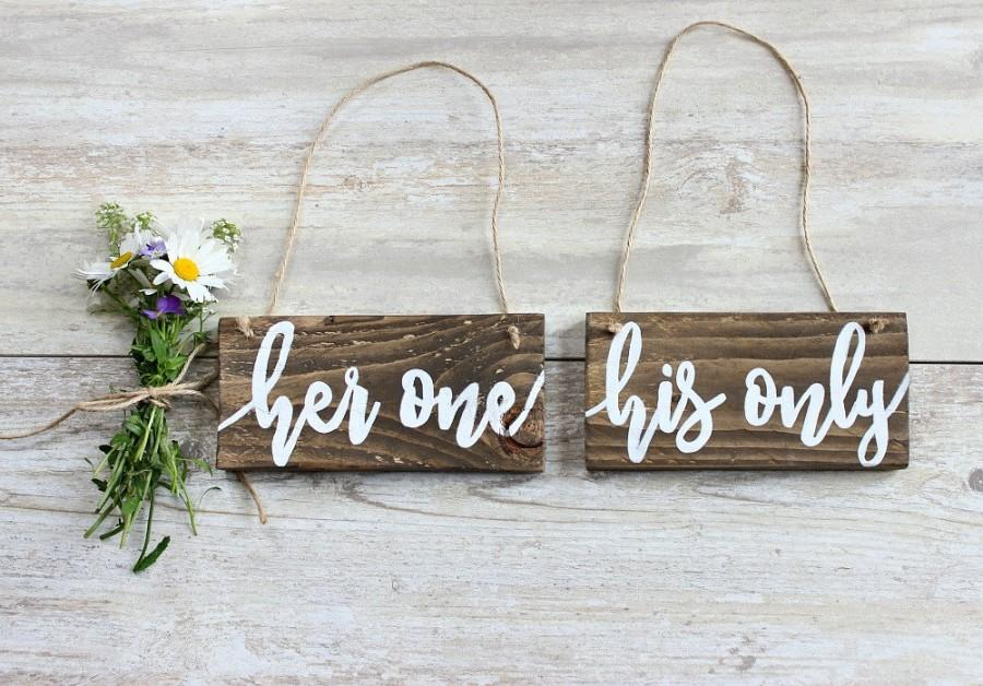 Rustic Wedding Decor, Rustic Wedding Photo Props, Engagement Photo ...