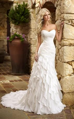 Wedding - 5638 - Branded Bridal Gowns