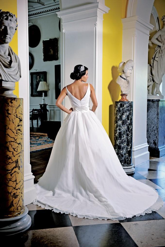 Düğün - Ivory & Co Twilight Back - Stunning Cheap Wedding Dresses