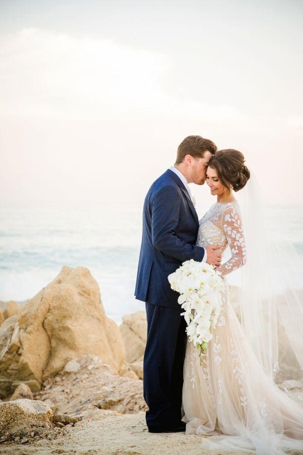 Wedding - Paradise Found: Romantic Tropical Wedding In Mexico