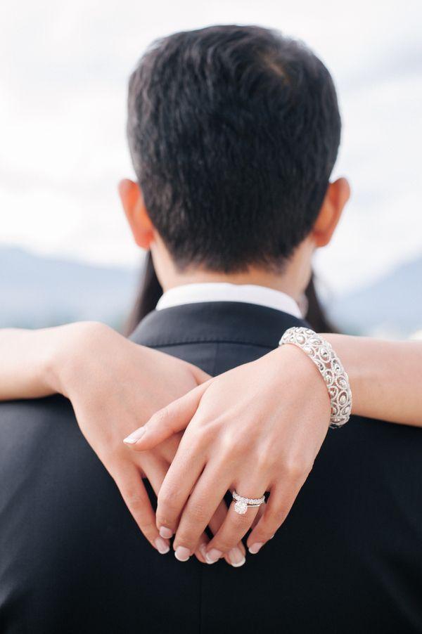 Свадьба - Modern Vancouver Wedding Melissa Gidney 14