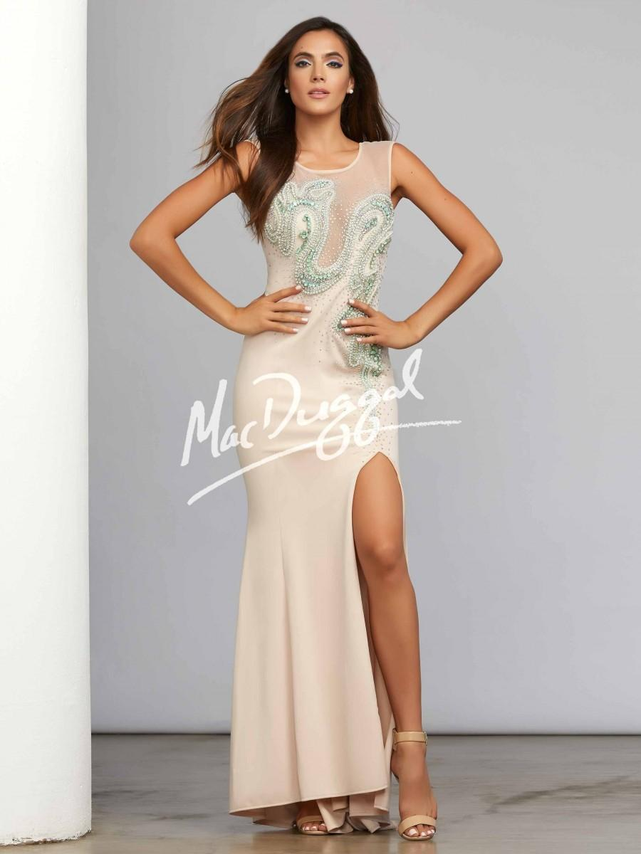Hochzeit - Mac Duggal Evenings - Style 20003C - Formal Day Dresses