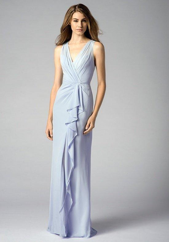 Wedding - Watters Maids Paloma 7543i Bridesmaid Dress - The Knot - Formal Bridesmaid Dresses 2016